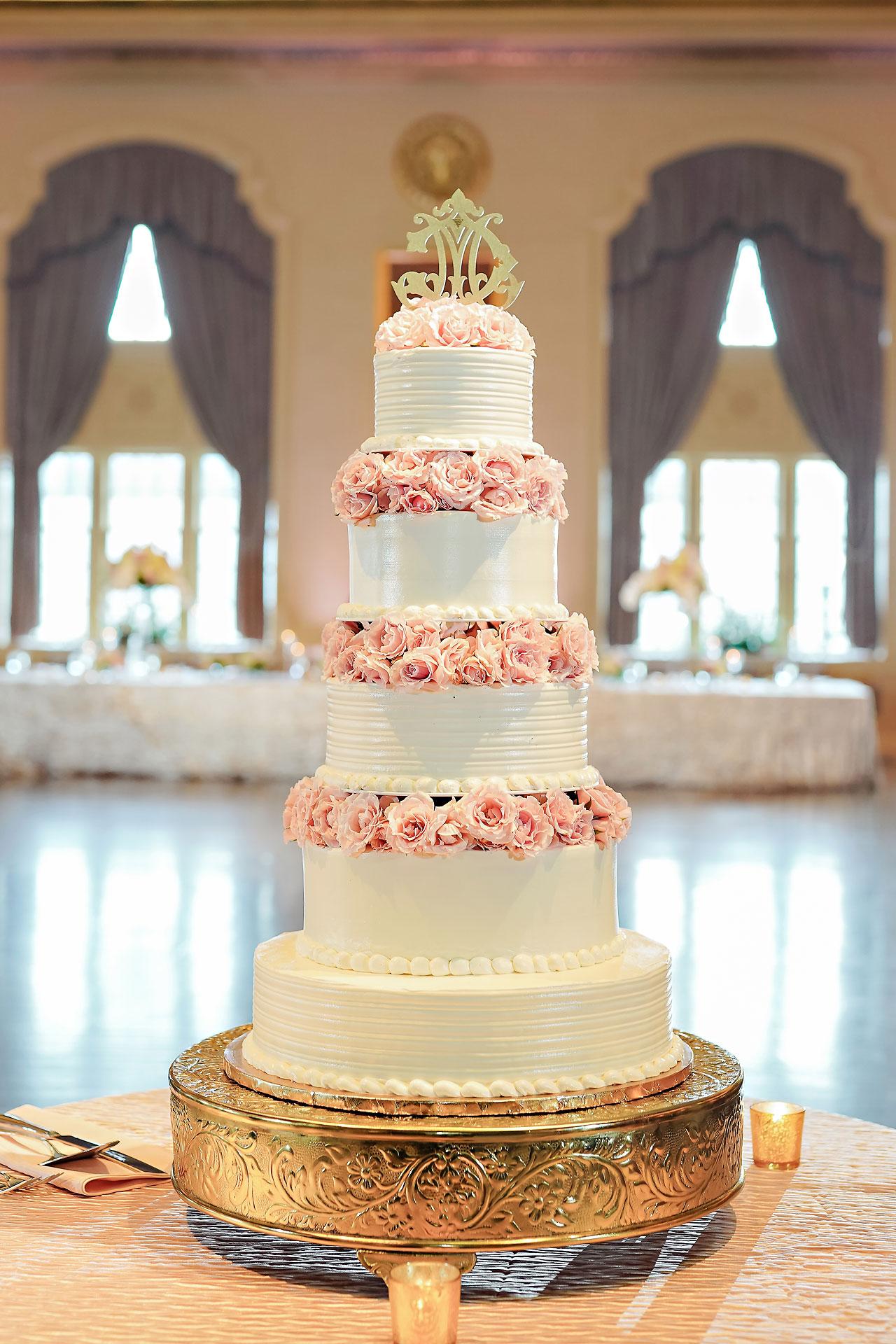 Michelle Casey Palais Royale South Bend Wedding 191