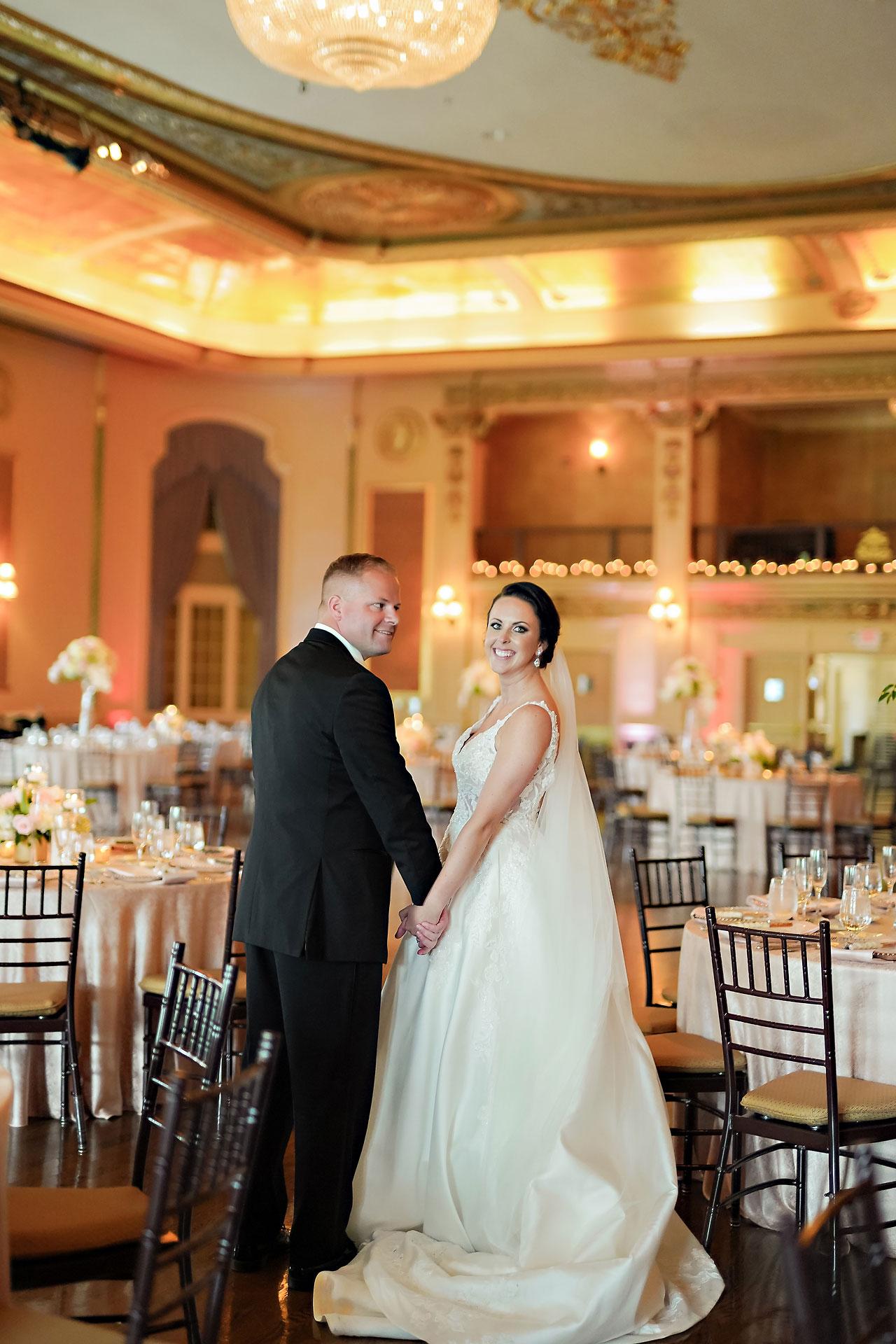 Michelle Casey Palais Royale South Bend Wedding 192