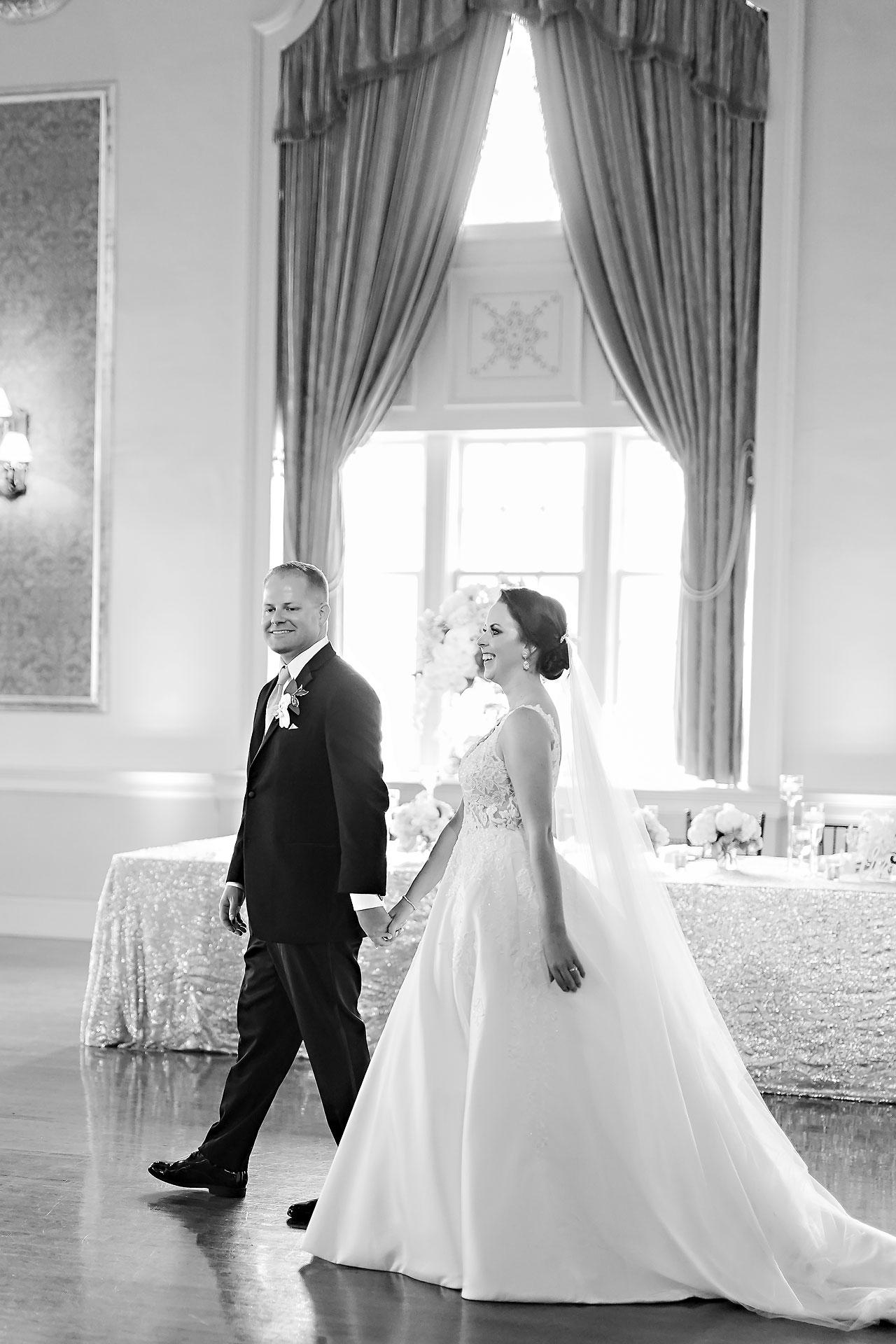 Michelle Casey Palais Royale South Bend Wedding 198