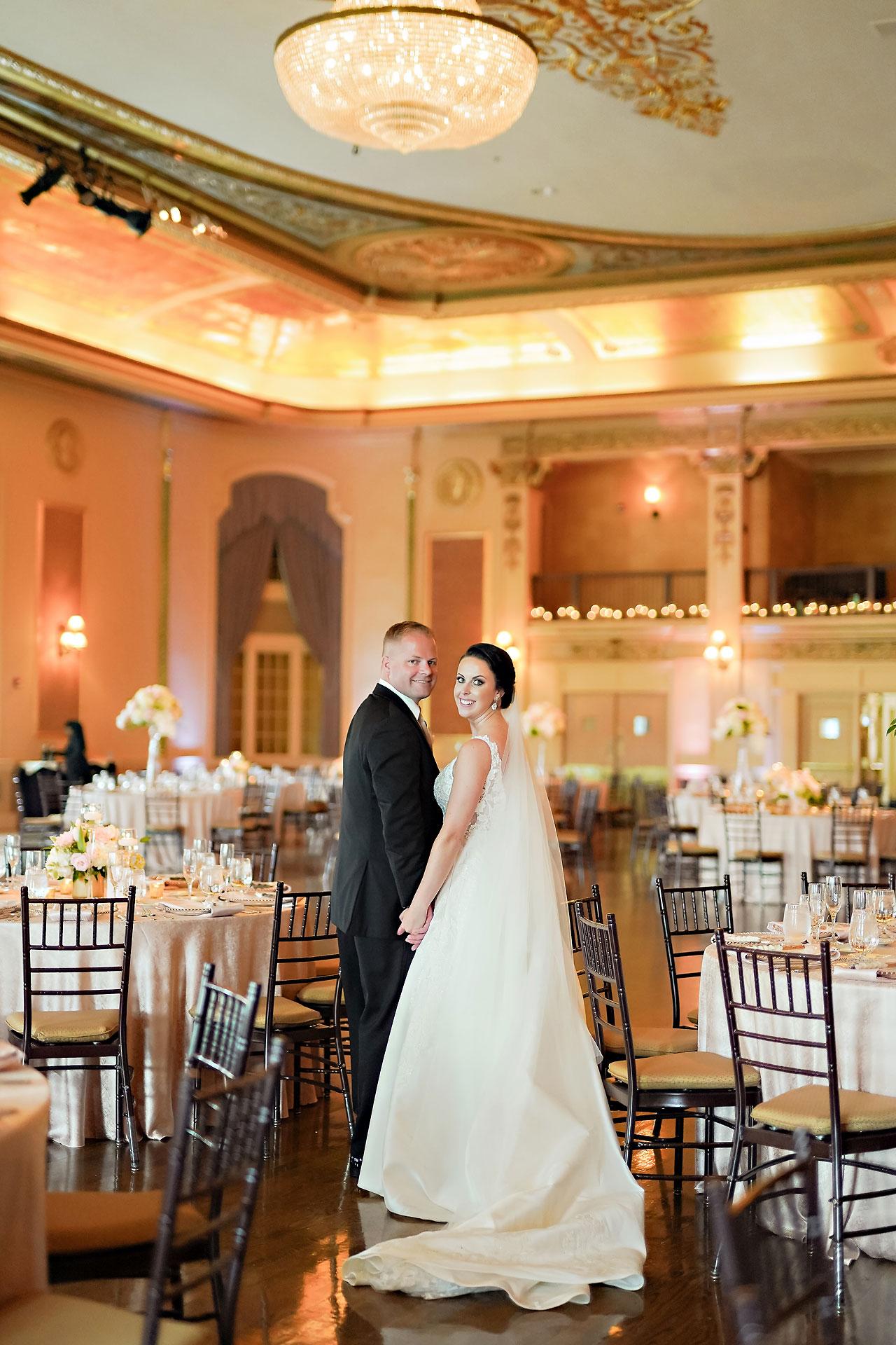 Michelle Casey Palais Royale South Bend Wedding 202