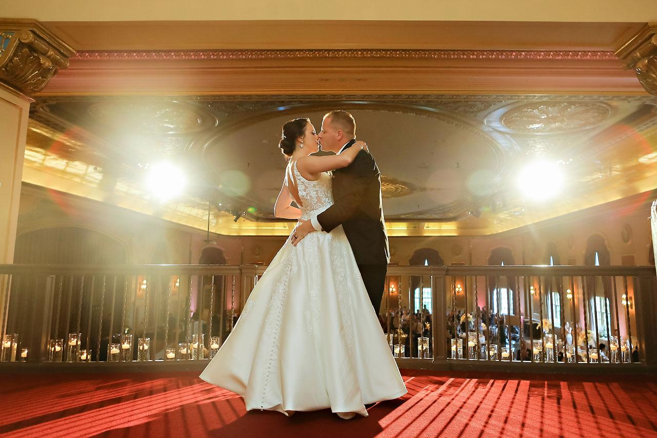 Michelle Casey Palais Royale South Bend Wedding 218