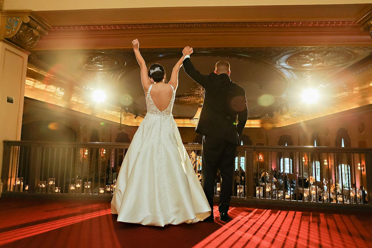 Michelle Casey Palais Royale South Bend Wedding 220