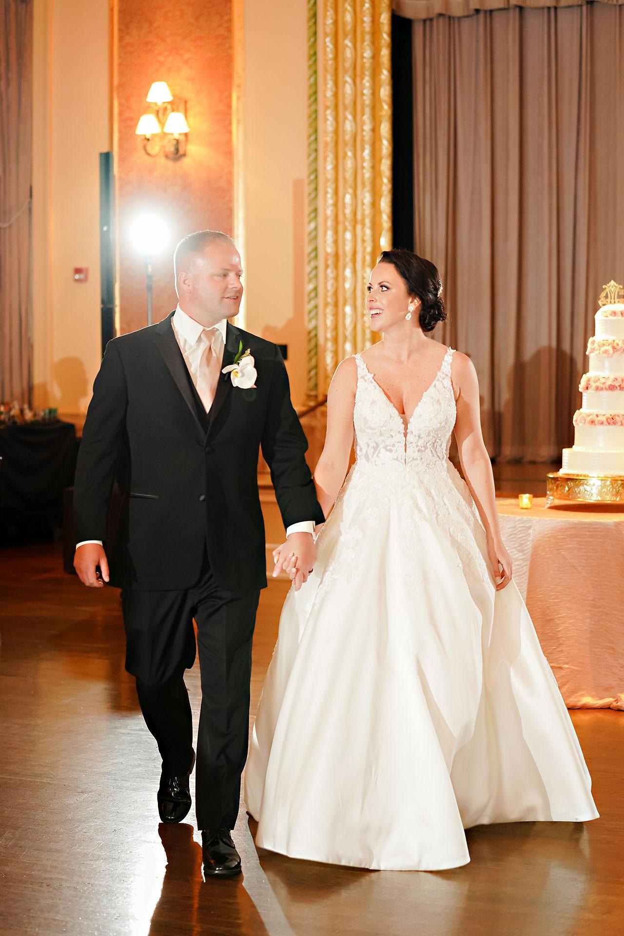 Michelle Casey Palais Royale South Bend Wedding 221