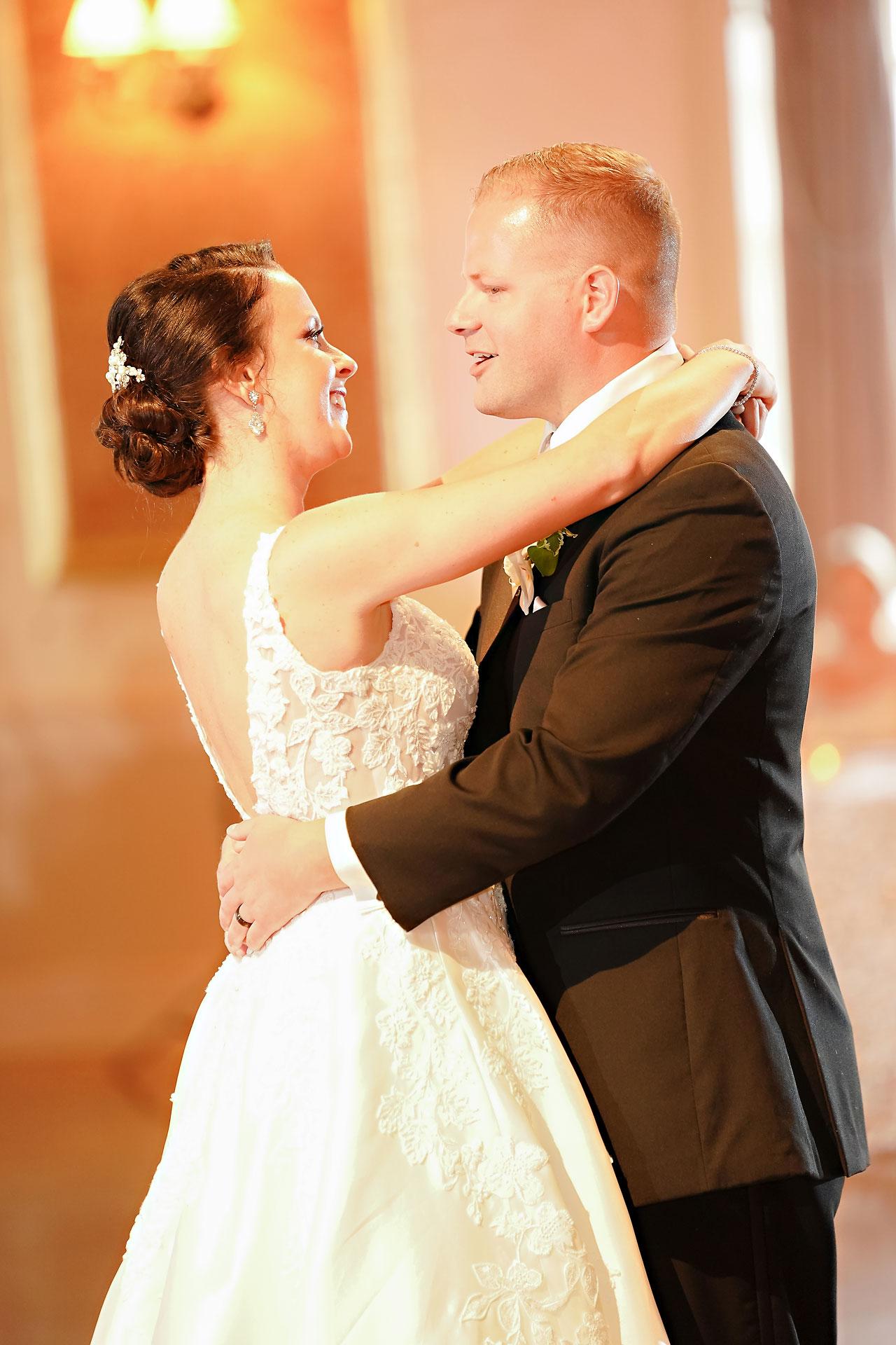 Michelle Casey Palais Royale South Bend Wedding 225