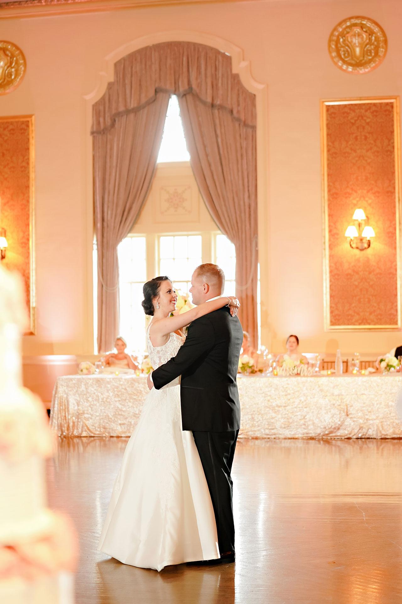 Michelle Casey Palais Royale South Bend Wedding 226