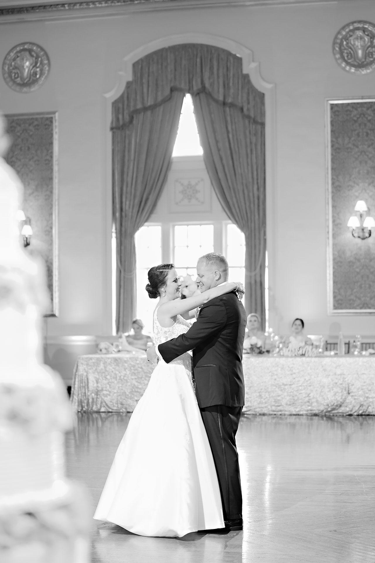 Michelle Casey Palais Royale South Bend Wedding 228
