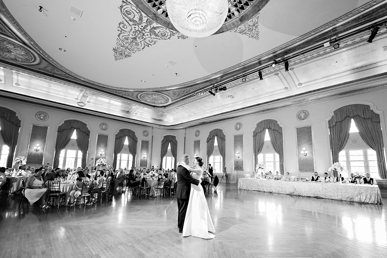 Michelle Casey Palais Royale South Bend Wedding 231