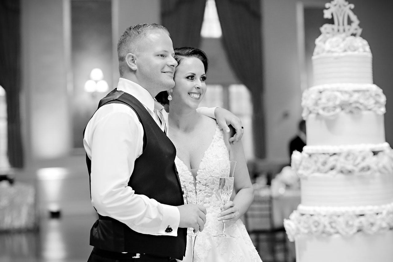 Michelle Casey Palais Royale South Bend Wedding 247