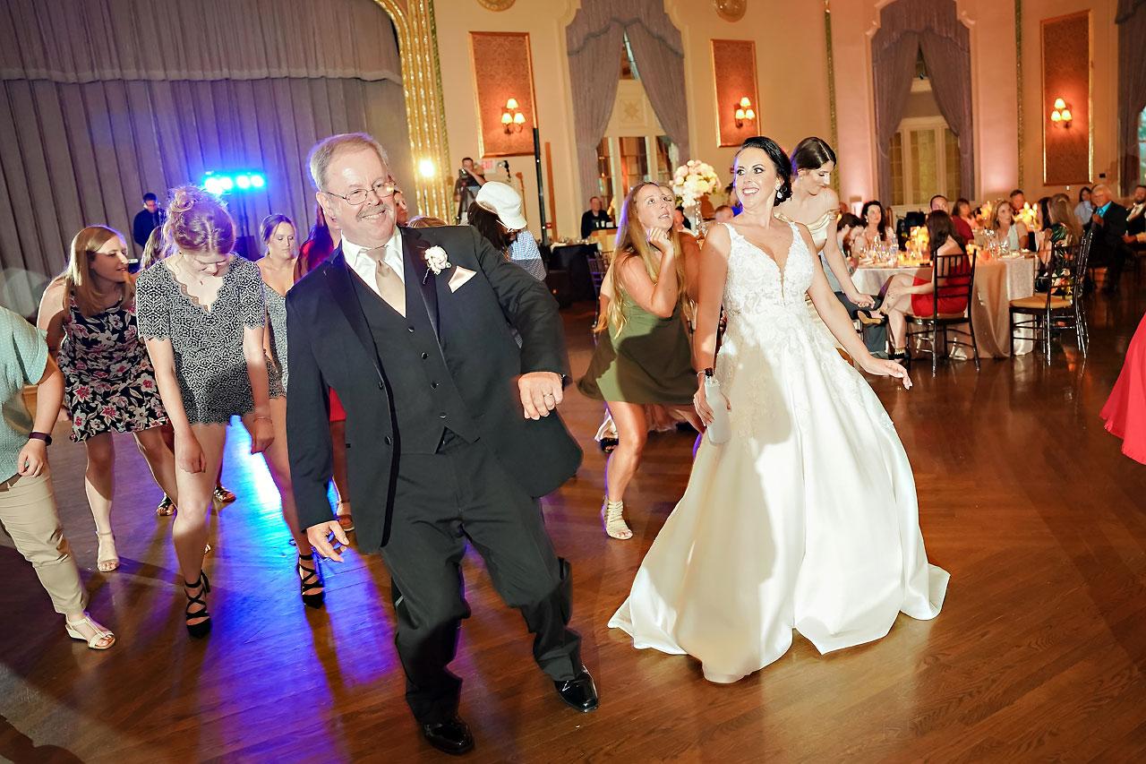Michelle Casey Palais Royale South Bend Wedding 255