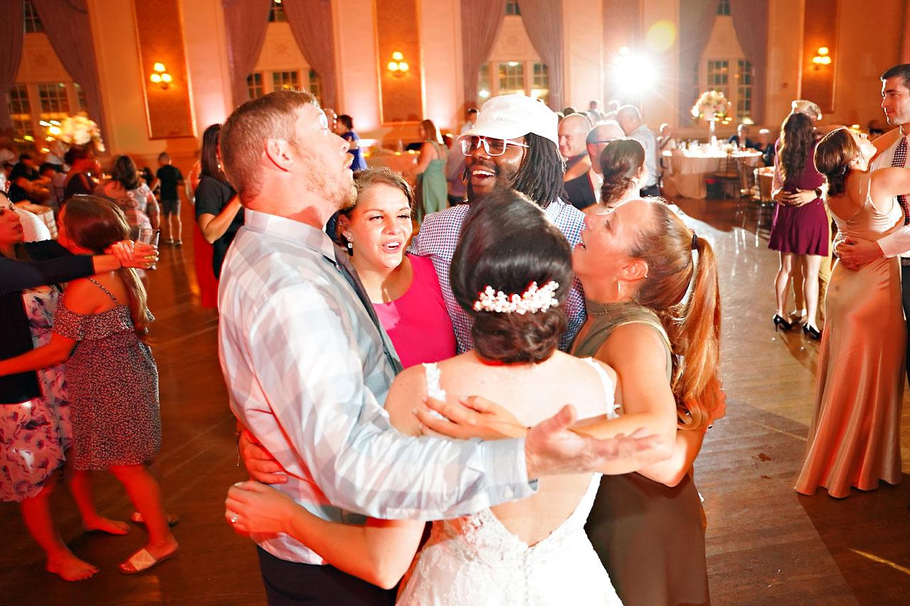 Michelle Casey Palais Royale South Bend Wedding 261