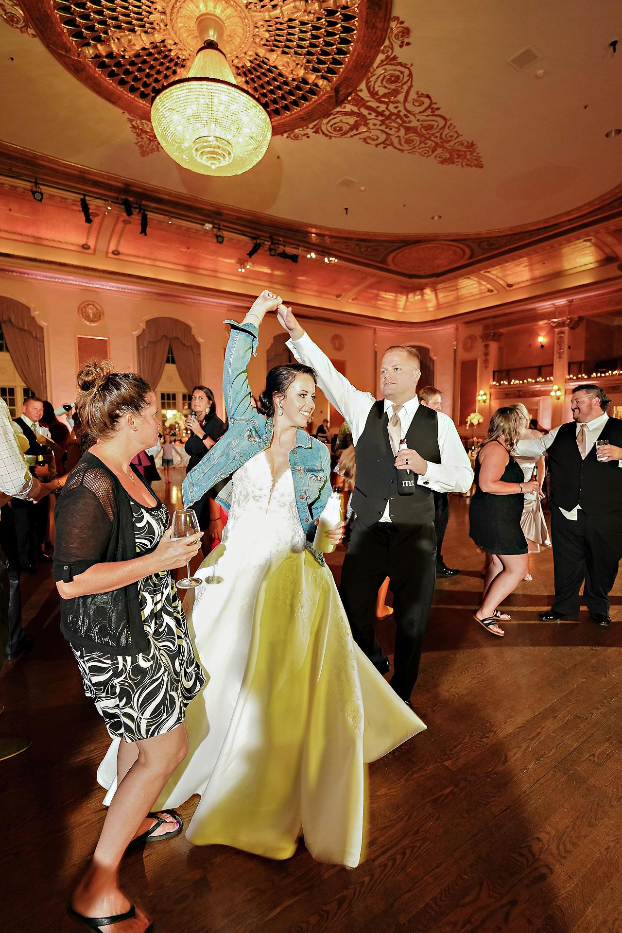 Michelle Casey Palais Royale South Bend Wedding 264