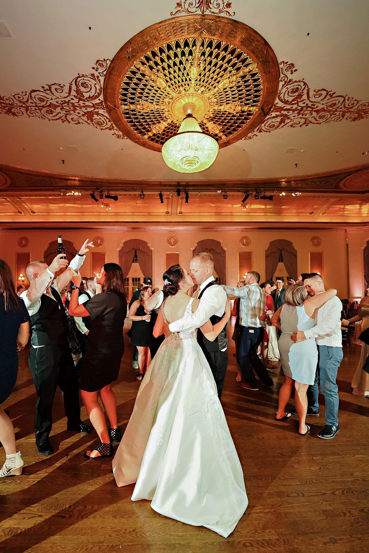 Michelle Casey Palais Royale South Bend Wedding 265