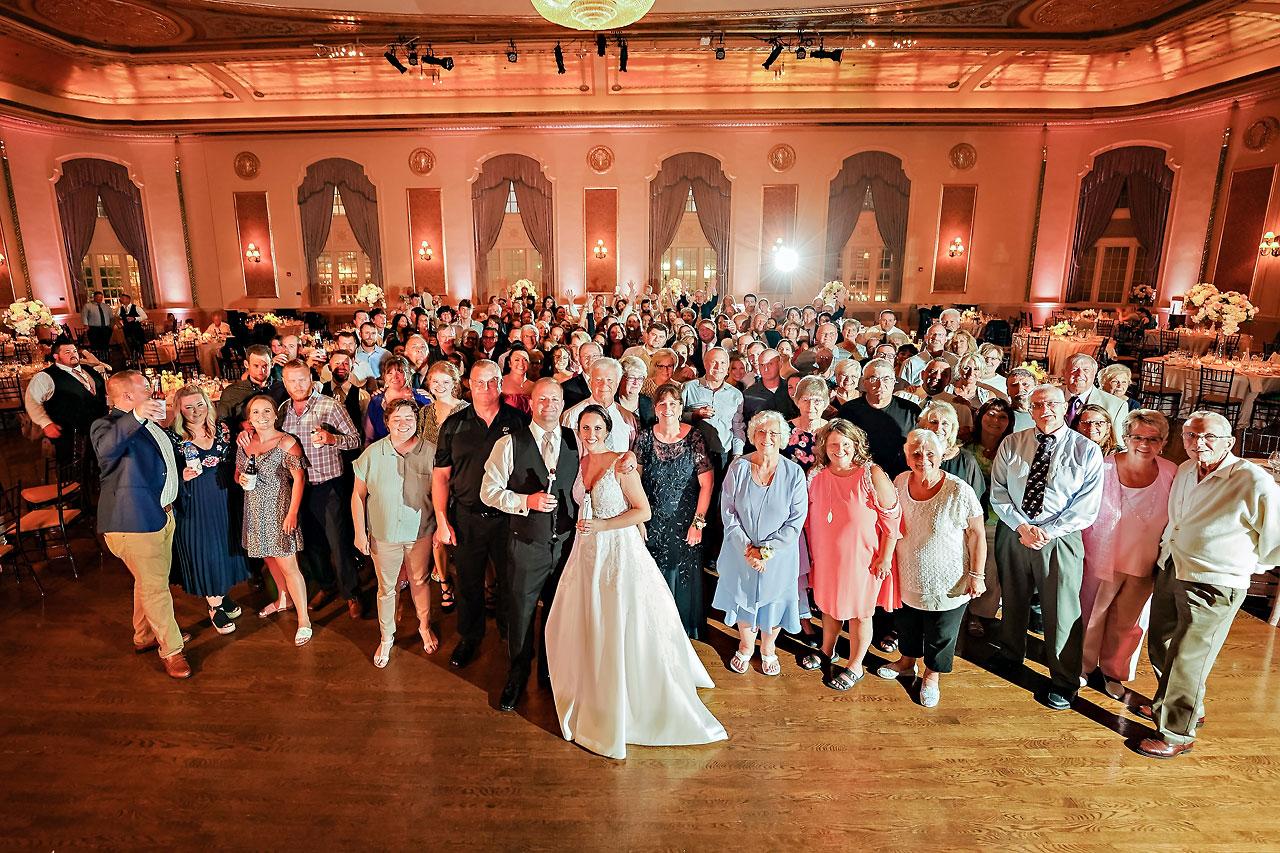 Michelle Casey Palais Royale South Bend Wedding 267