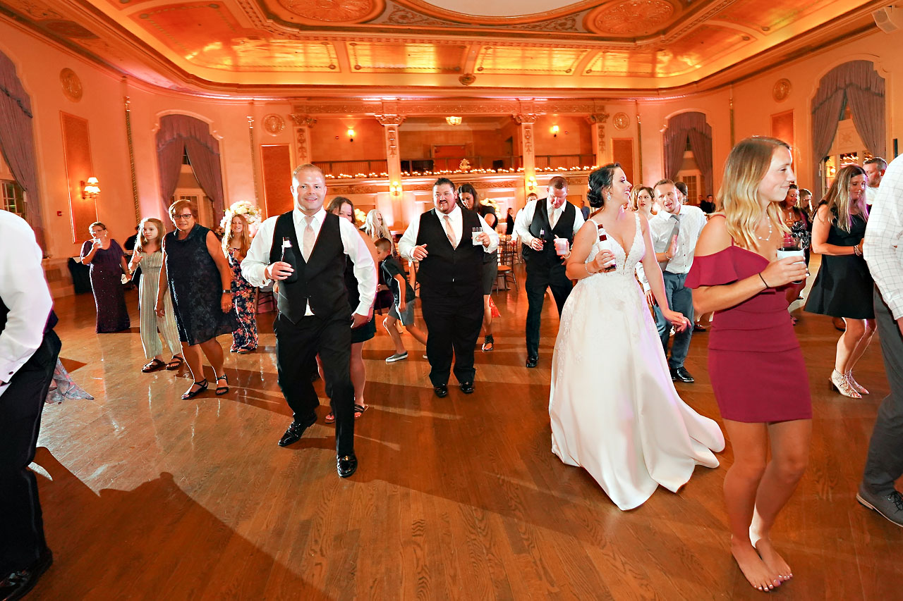 Michelle Casey Palais Royale South Bend Wedding 268