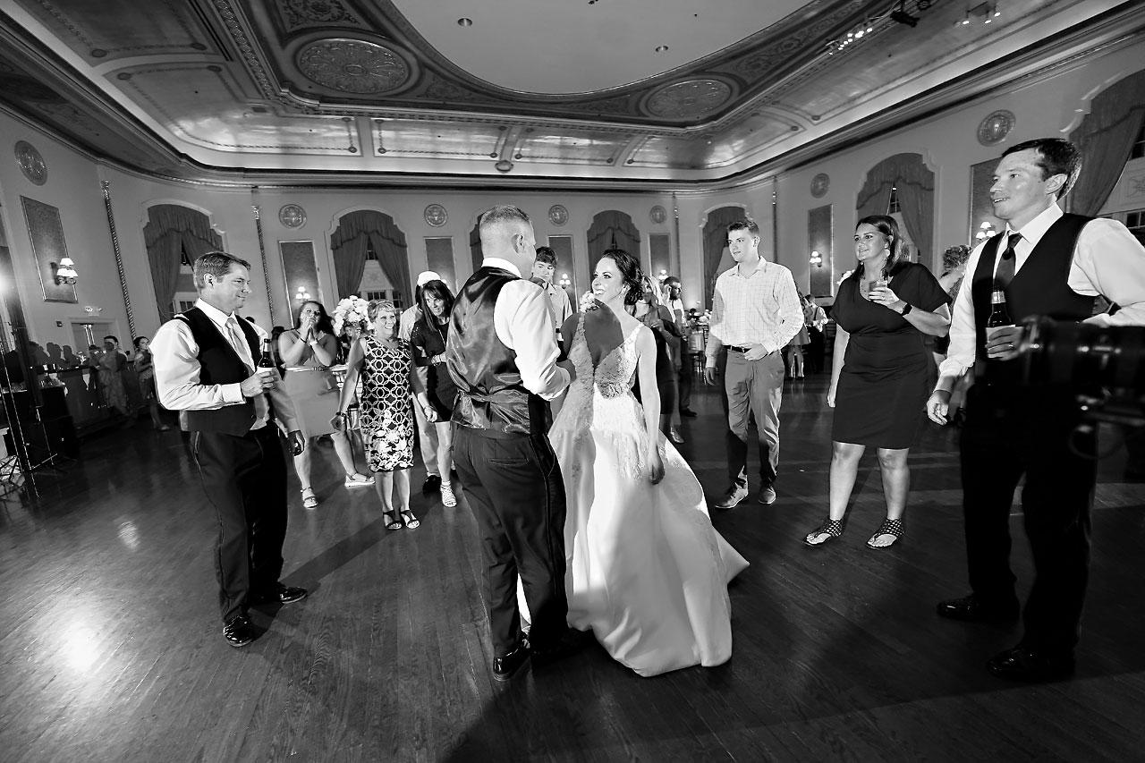 Michelle Casey Palais Royale South Bend Wedding 269