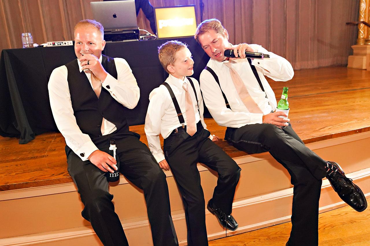 Michelle Casey Palais Royale South Bend Wedding 271