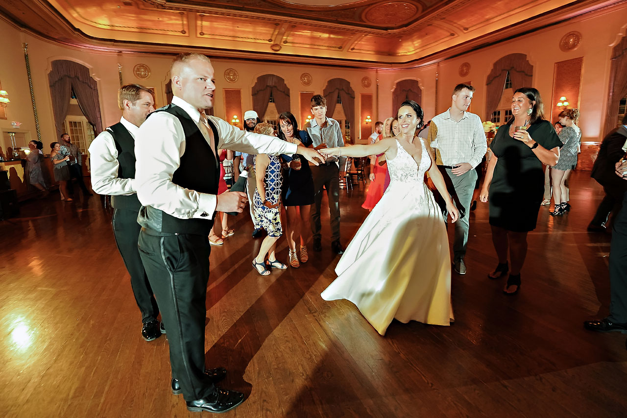 Michelle Casey Palais Royale South Bend Wedding 273