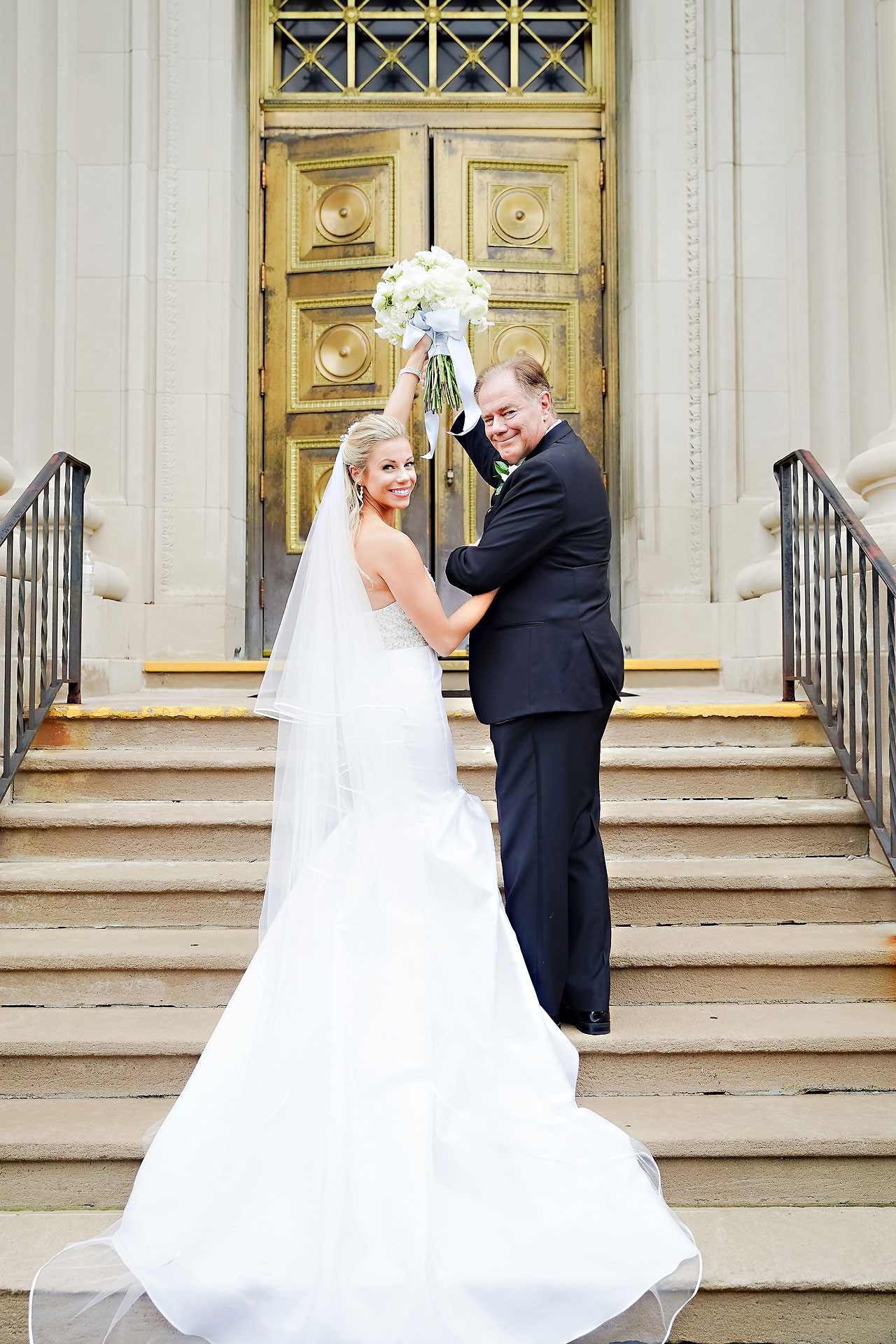 Julie Jonathan St Johns Scottish Rite Cathedral Indianapolis Wedding 076