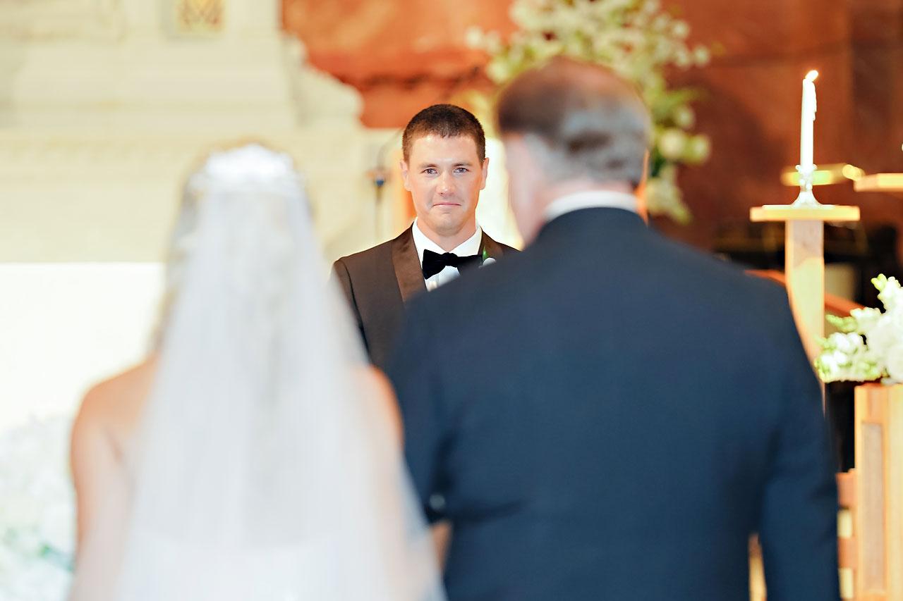 Julie Jonathan St Johns Scottish Rite Cathedral Indianapolis Wedding 080