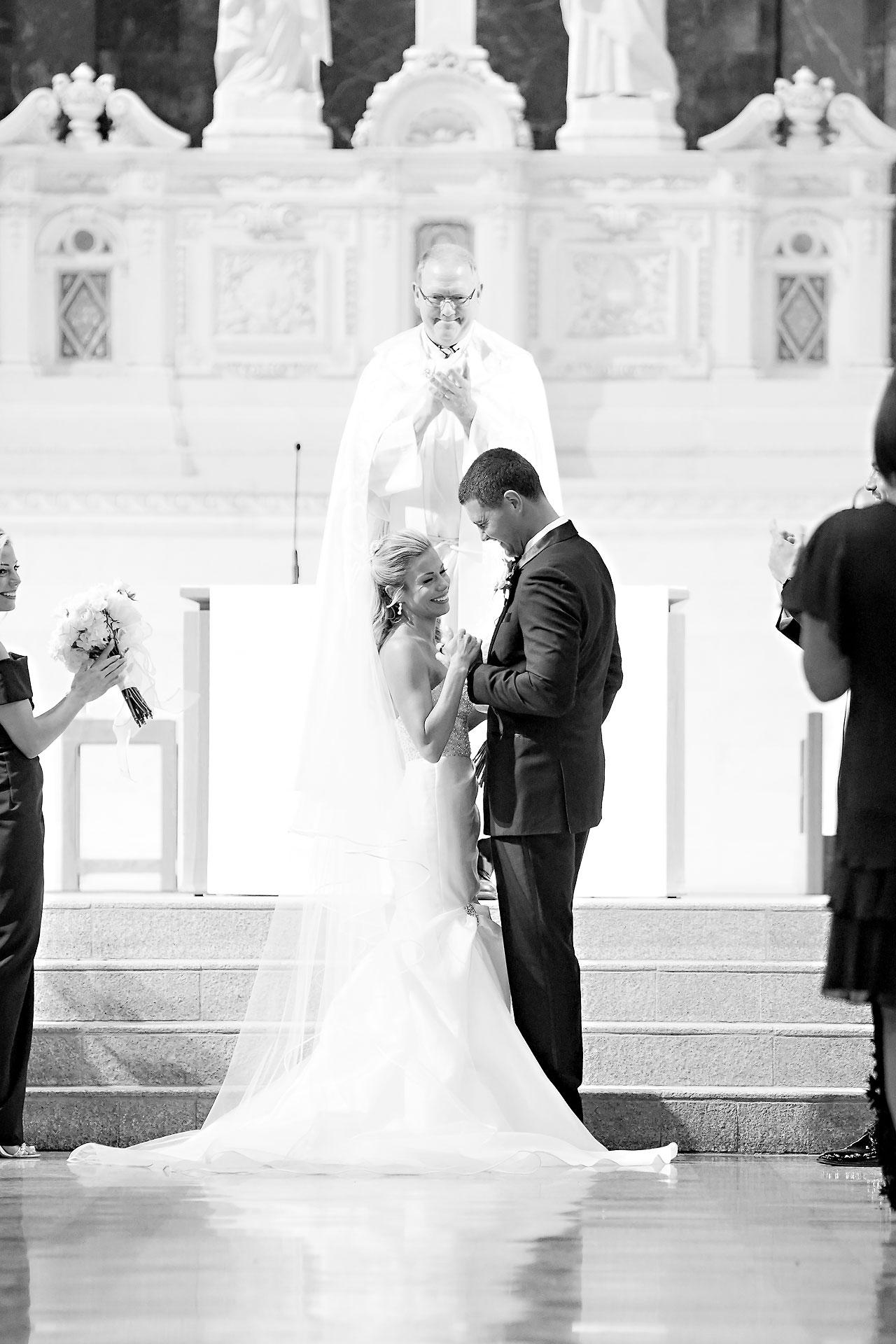 Julie Jonathan St Johns Scottish Rite Cathedral Indianapolis Wedding 088