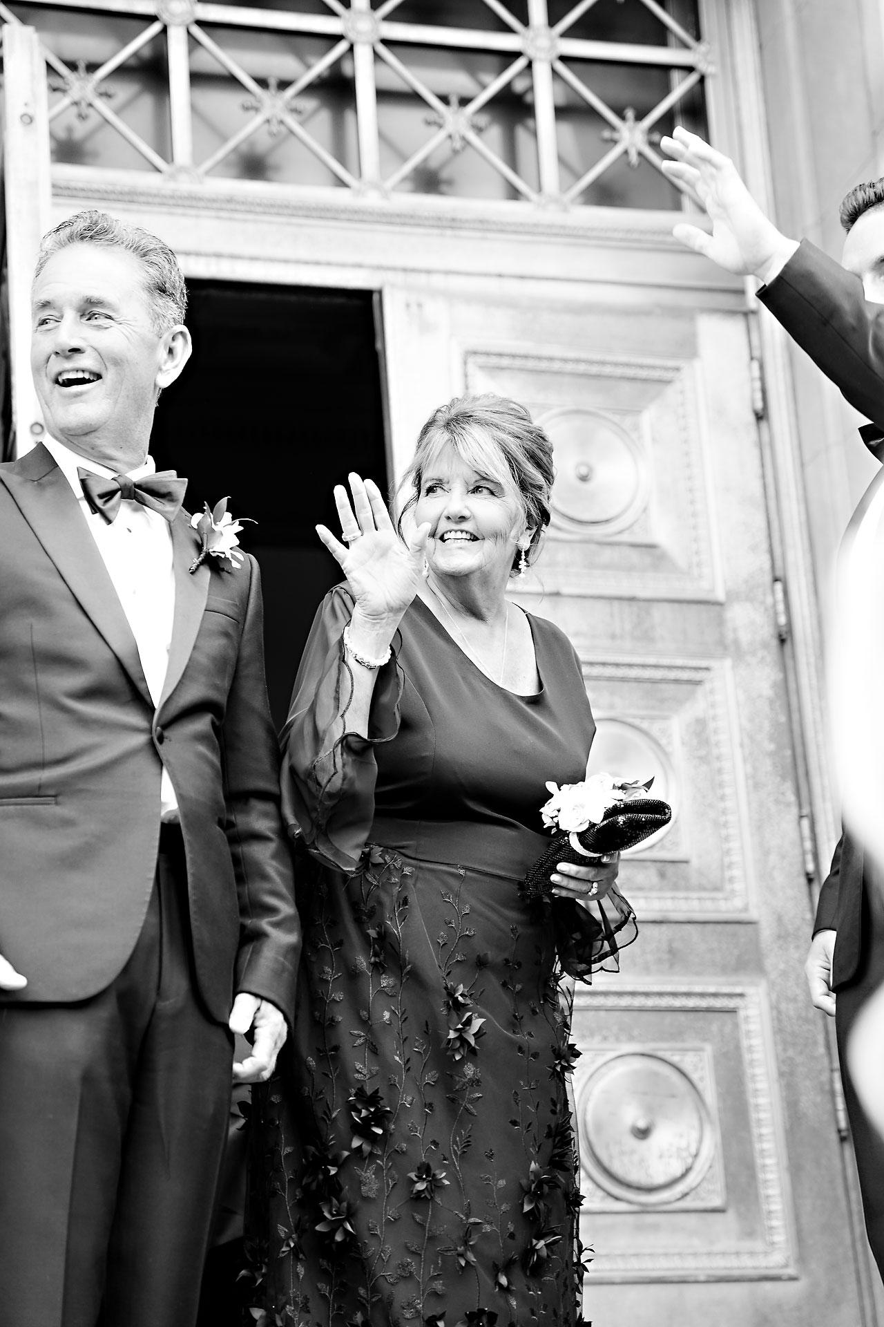 Julie Jonathan St Johns Scottish Rite Cathedral Indianapolis Wedding 093
