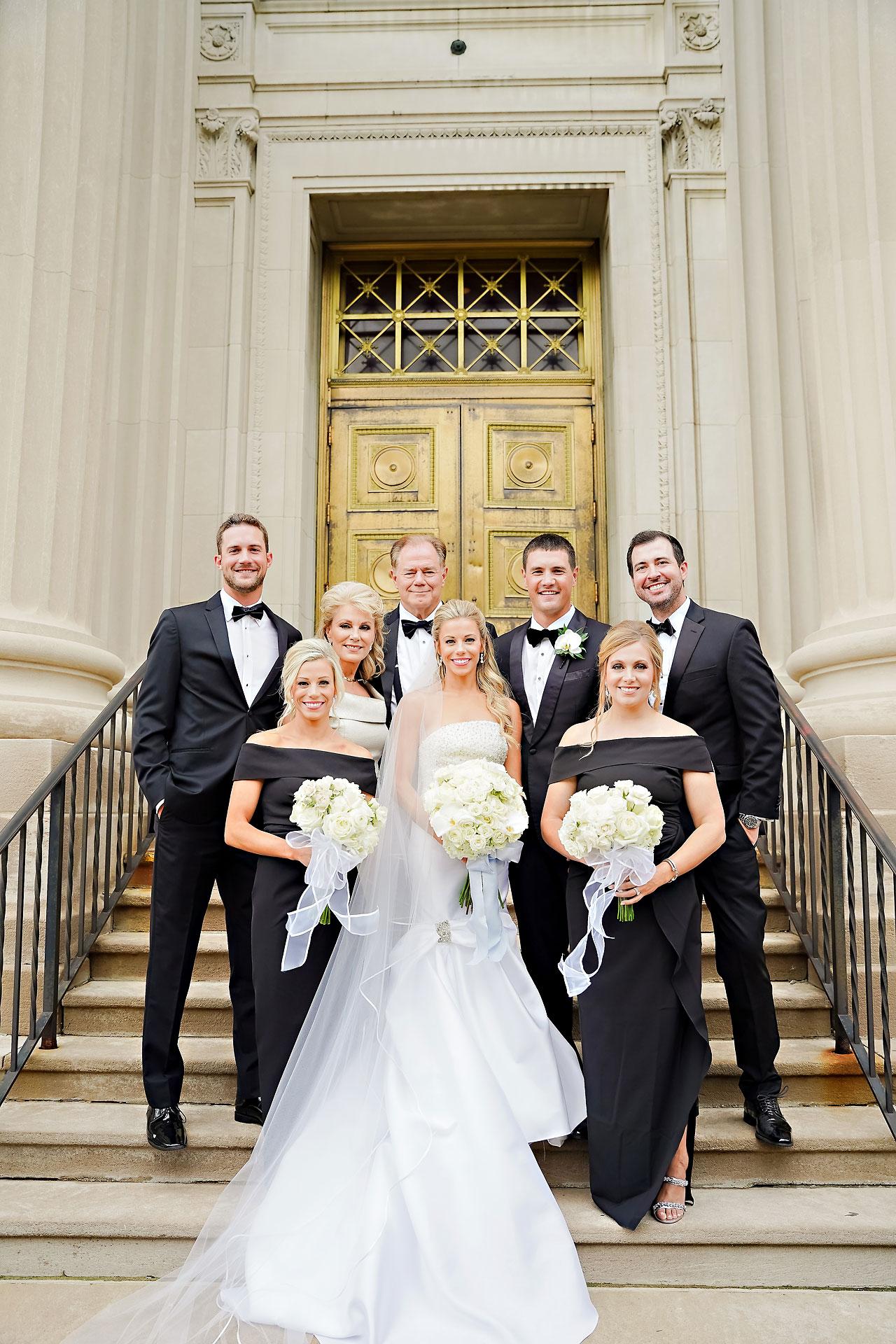Julie Jonathan St Johns Scottish Rite Cathedral Indianapolis Wedding 094