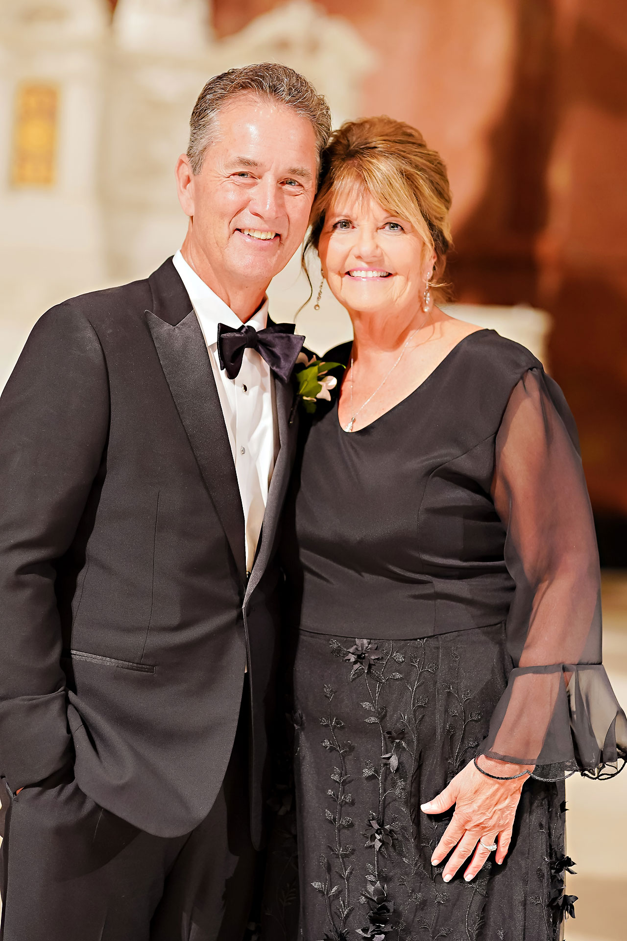 Julie Jonathan St Johns Scottish Rite Cathedral Indianapolis Wedding 095