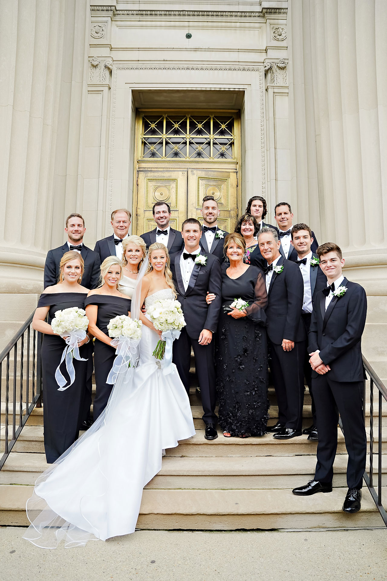 Julie Jonathan St Johns Scottish Rite Cathedral Indianapolis Wedding 097