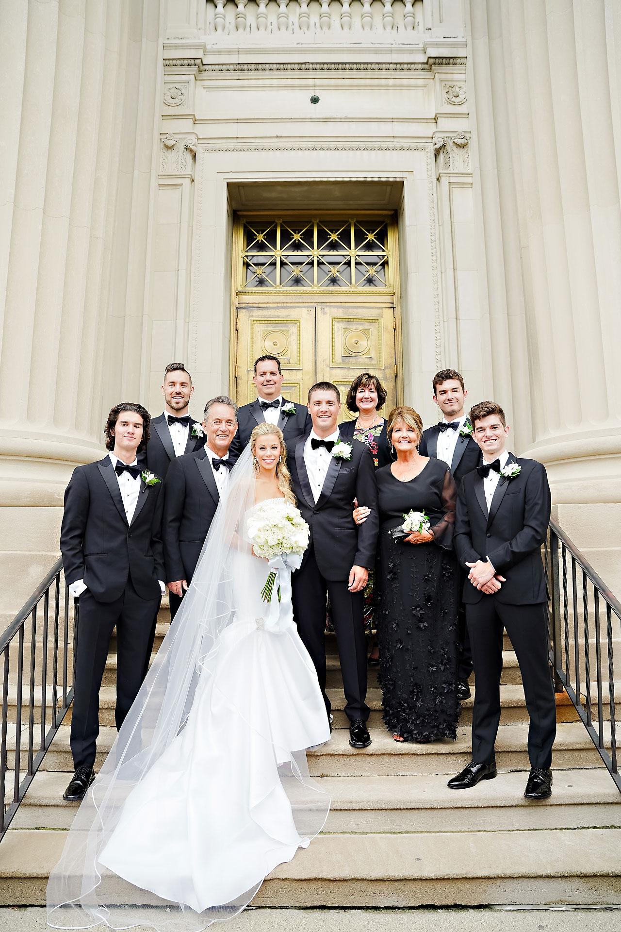 Julie Jonathan St Johns Scottish Rite Cathedral Indianapolis Wedding 098