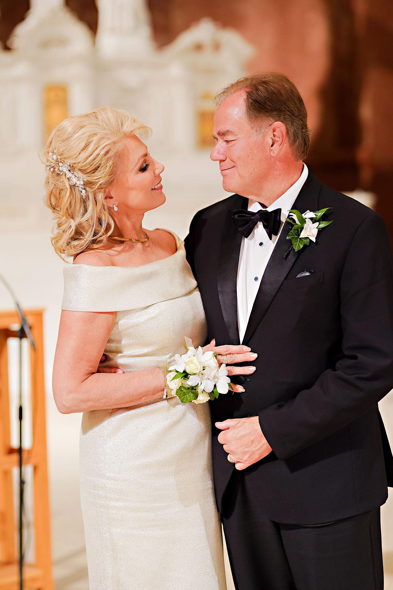 Julie Jonathan St Johns Scottish Rite Cathedral Indianapolis Wedding 100
