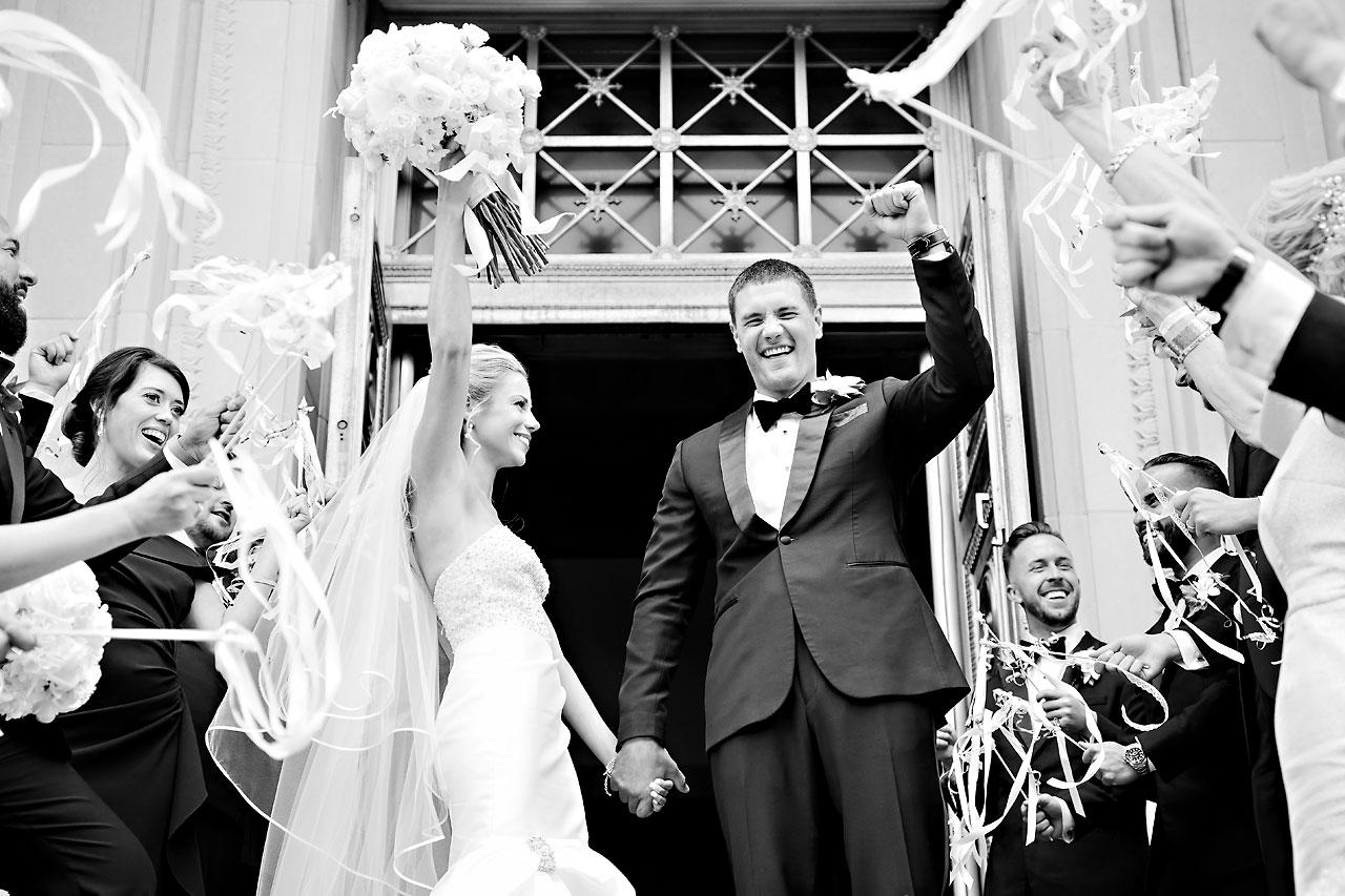 Julie Jonathan St Johns Scottish Rite Cathedral Indianapolis Wedding 108