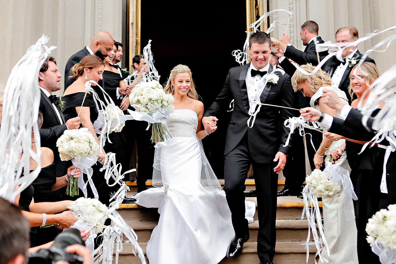 Julie Jonathan St Johns Scottish Rite Cathedral Indianapolis Wedding 109