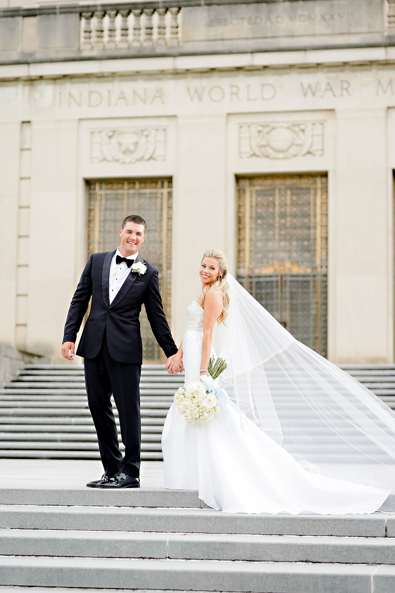 Julie Jonathan St Johns Scottish Rite Cathedral Indianapolis Wedding 111
