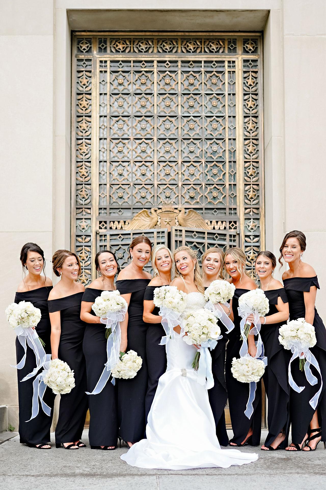 Julie Jonathan St Johns Scottish Rite Cathedral Indianapolis Wedding 117