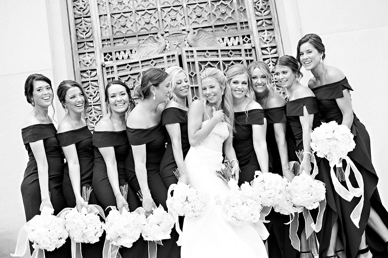 Julie Jonathan St Johns Scottish Rite Cathedral Indianapolis Wedding 122