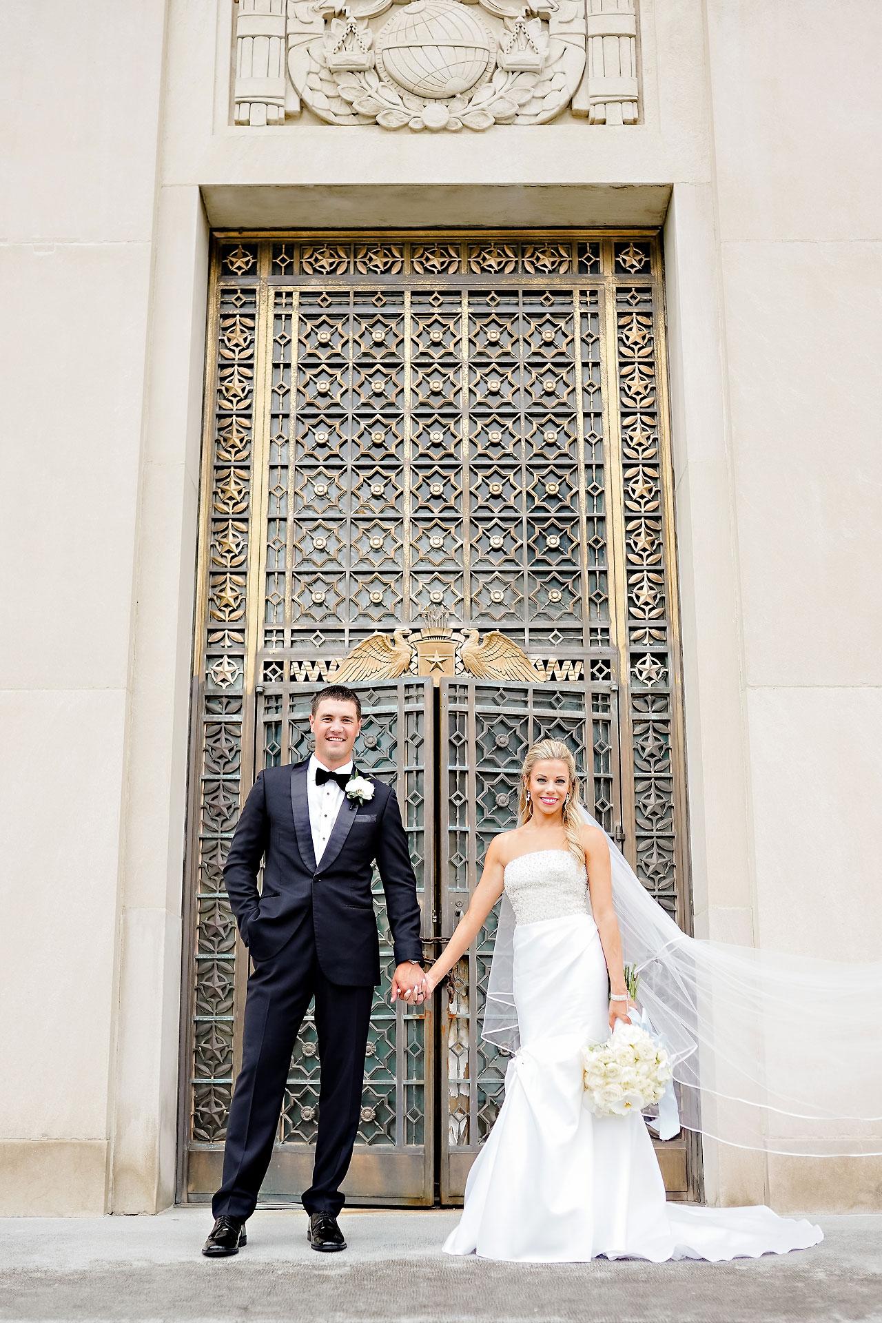 Julie Jonathan St Johns Scottish Rite Cathedral Indianapolis Wedding 128