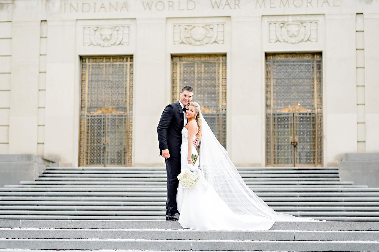 Julie Jonathan St Johns Scottish Rite Cathedral Indianapolis Wedding 137