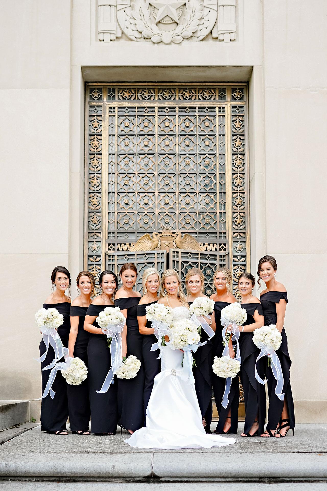 Julie Jonathan St Johns Scottish Rite Cathedral Indianapolis Wedding 147