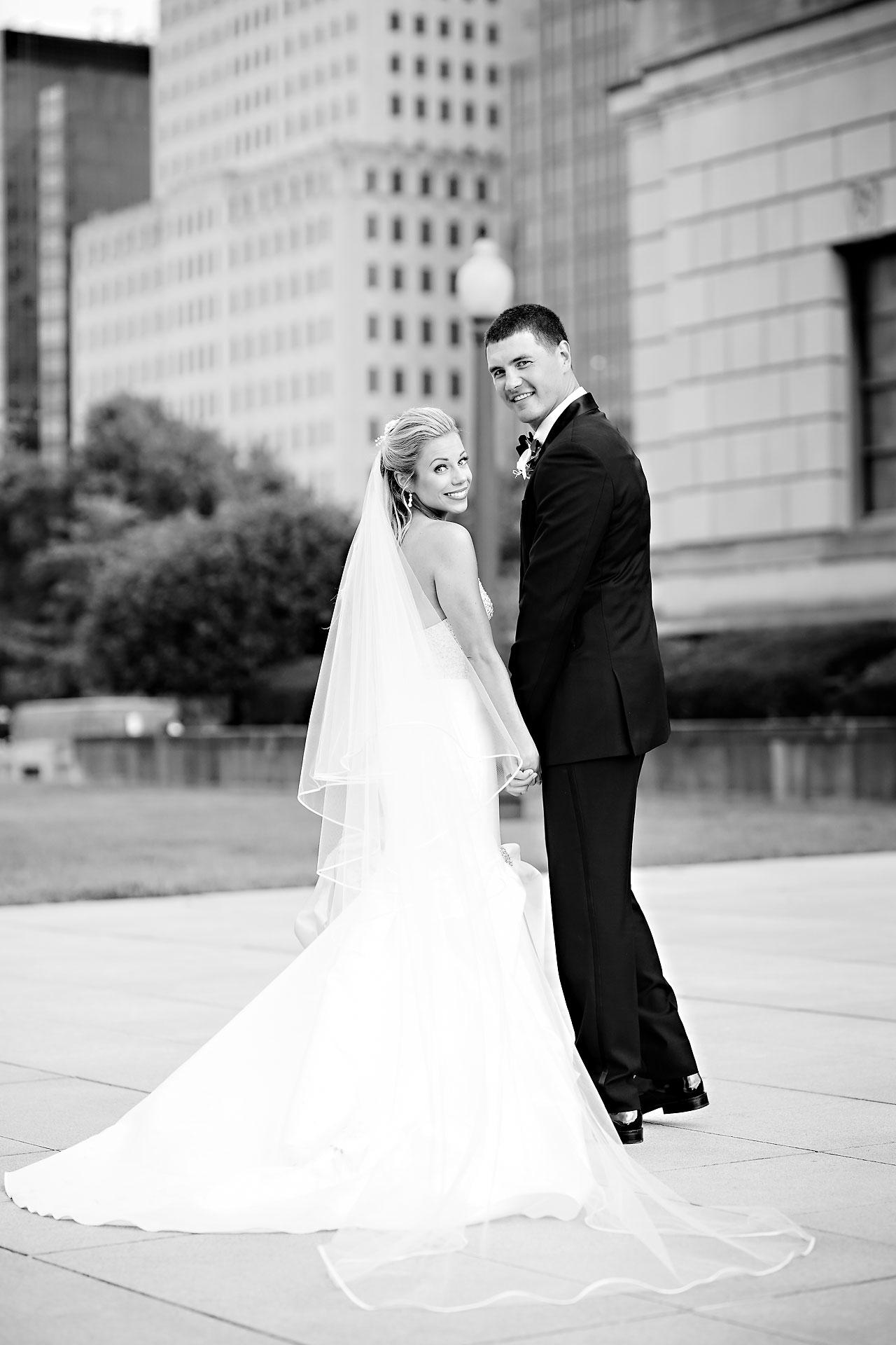 Julie Jonathan St Johns Scottish Rite Cathedral Indianapolis Wedding 151