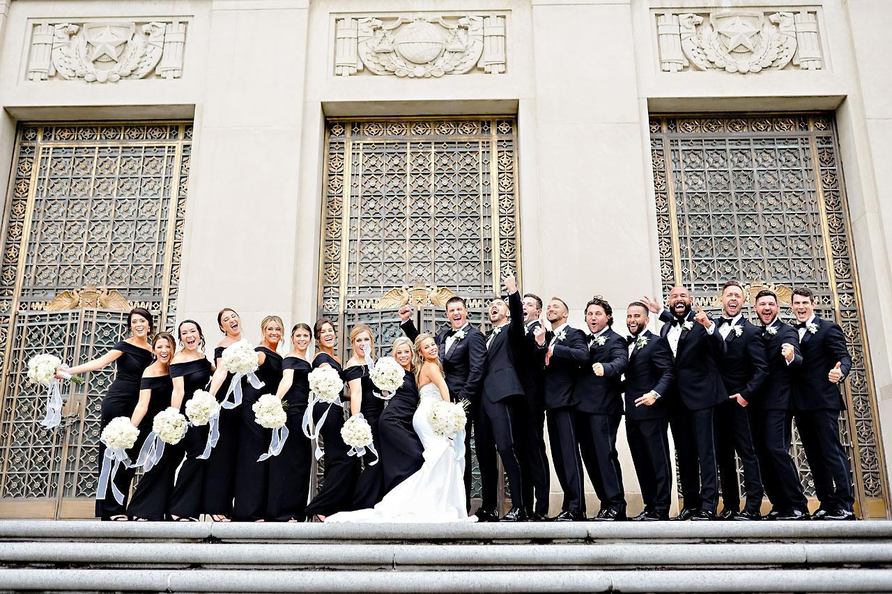 Julie Jonathan St Johns Scottish Rite Cathedral Indianapolis Wedding 157