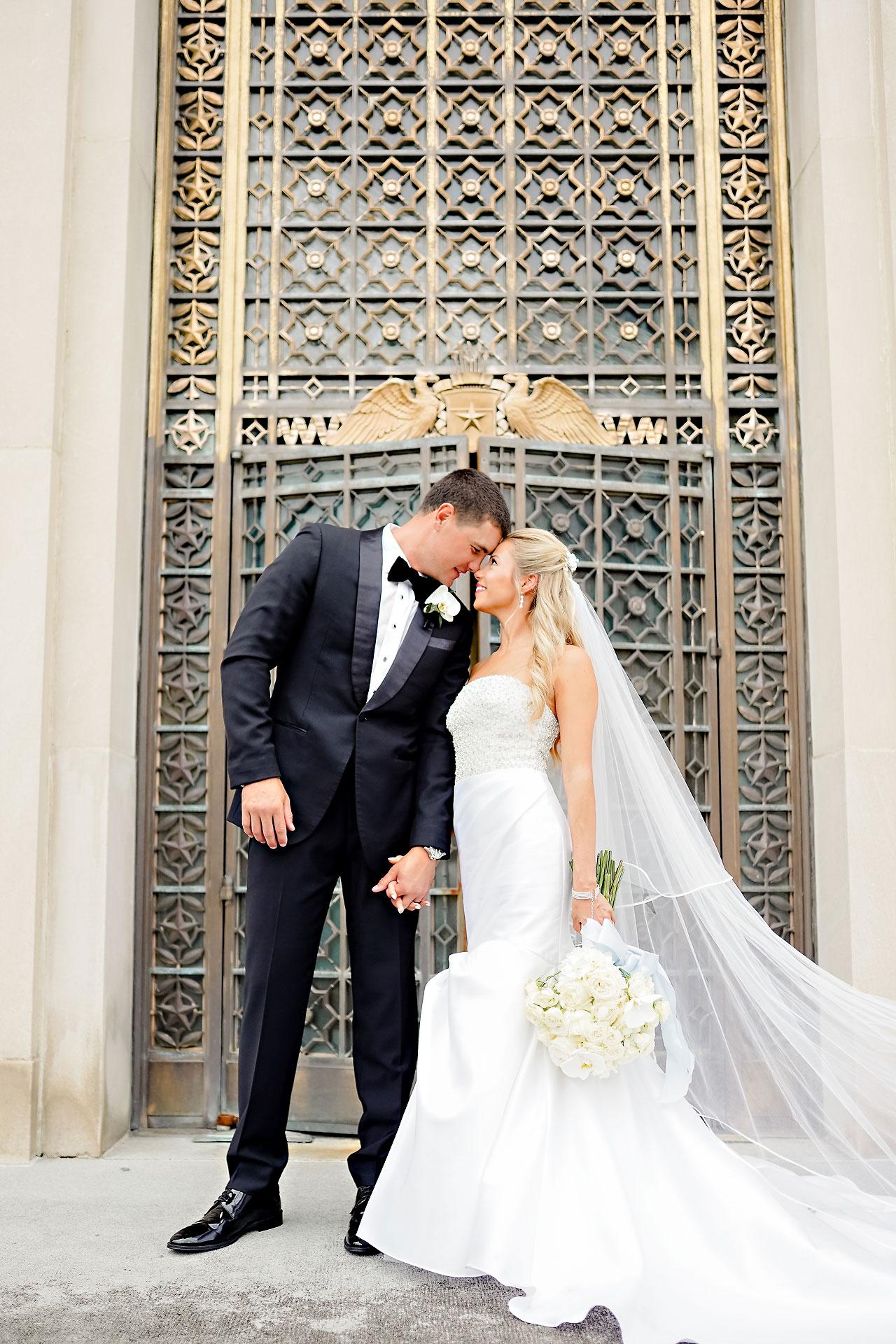 Julie Jonathan St Johns Scottish Rite Cathedral Indianapolis Wedding 164