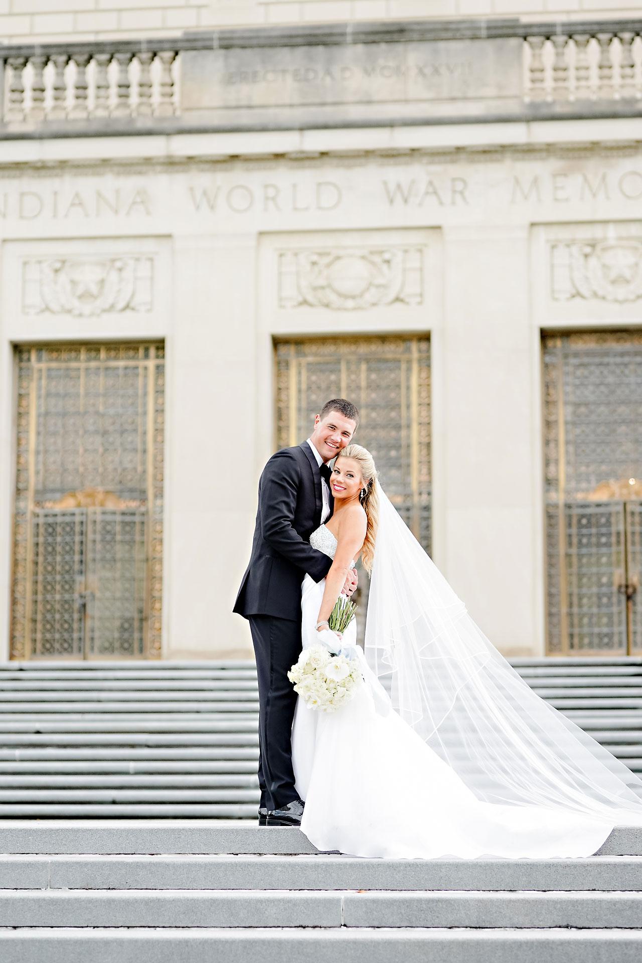 Julie Jonathan St Johns Scottish Rite Cathedral Indianapolis Wedding 169