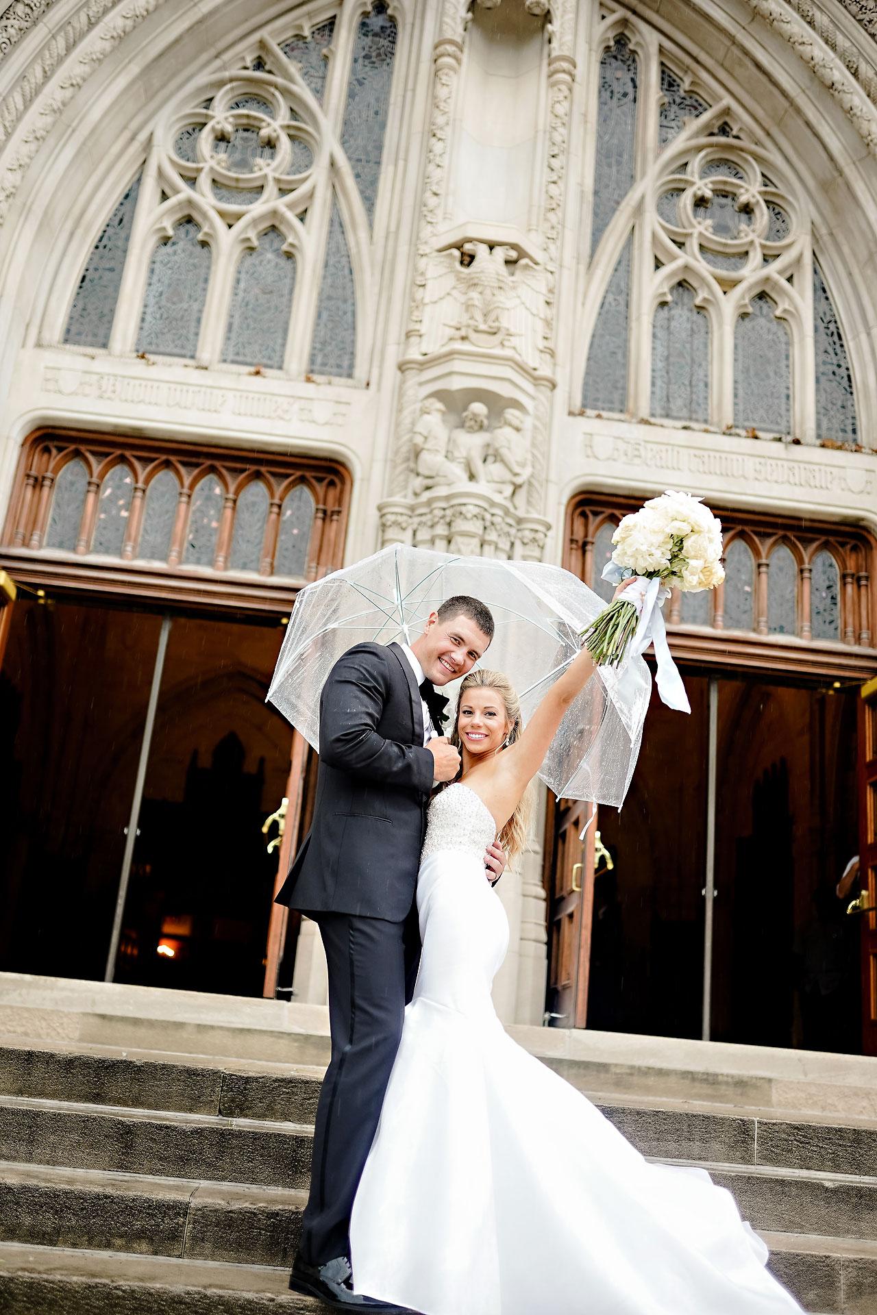 Julie Jonathan St Johns Scottish Rite Cathedral Indianapolis Wedding 191