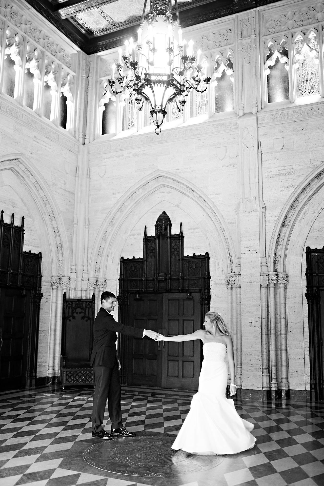 Julie Jonathan St Johns Scottish Rite Cathedral Indianapolis Wedding 192
