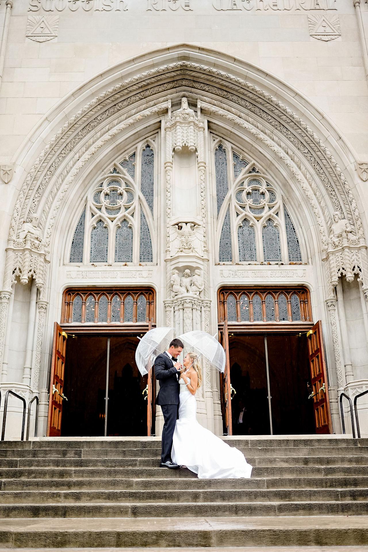 Julie Jonathan St Johns Scottish Rite Cathedral Indianapolis Wedding 194