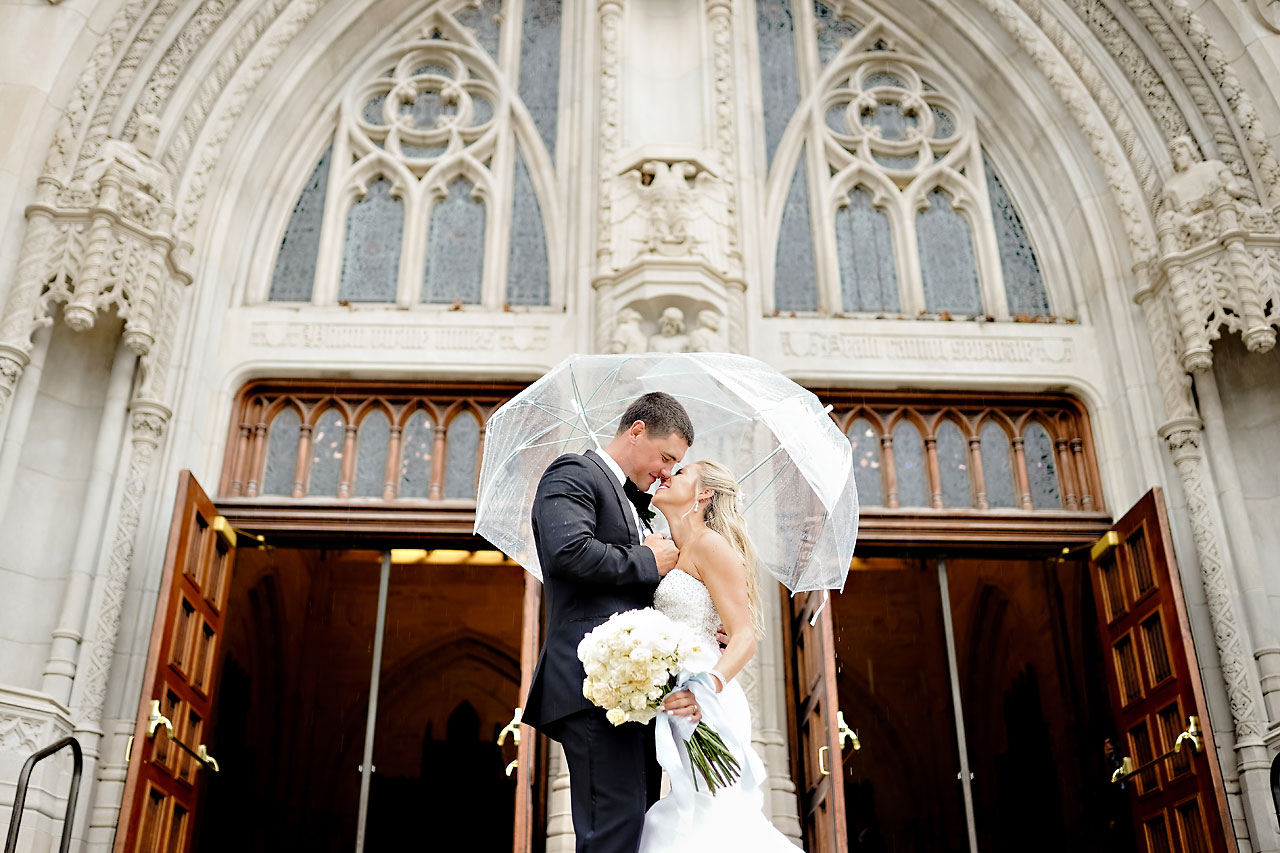 Julie Jonathan St Johns Scottish Rite Cathedral Indianapolis Wedding 197