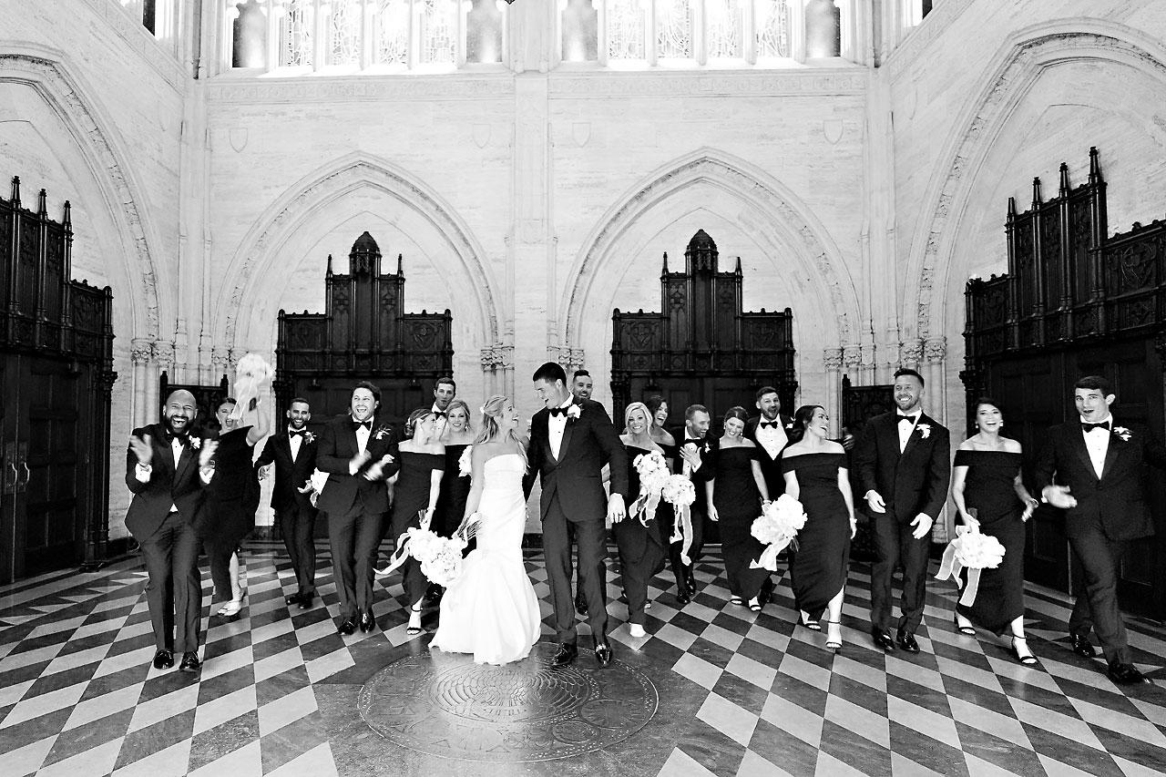 Julie Jonathan St Johns Scottish Rite Cathedral Indianapolis Wedding 198