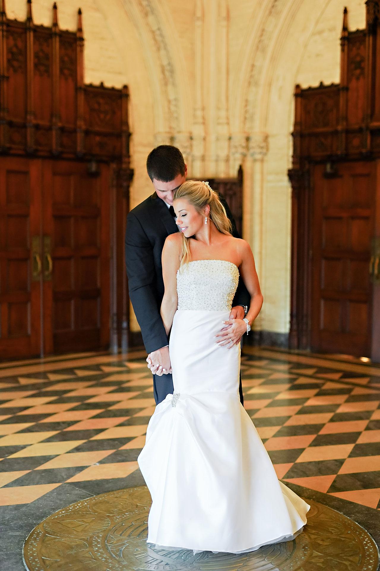 Julie Jonathan St Johns Scottish Rite Cathedral Indianapolis Wedding 201