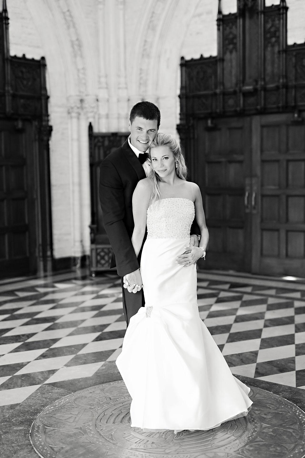 Julie Jonathan St Johns Scottish Rite Cathedral Indianapolis Wedding 203