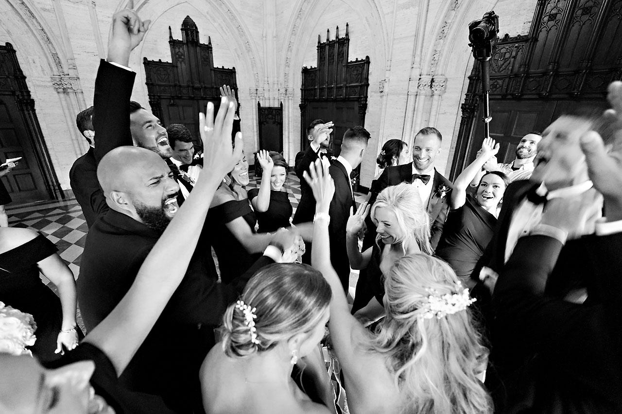 Julie Jonathan St Johns Scottish Rite Cathedral Indianapolis Wedding 207